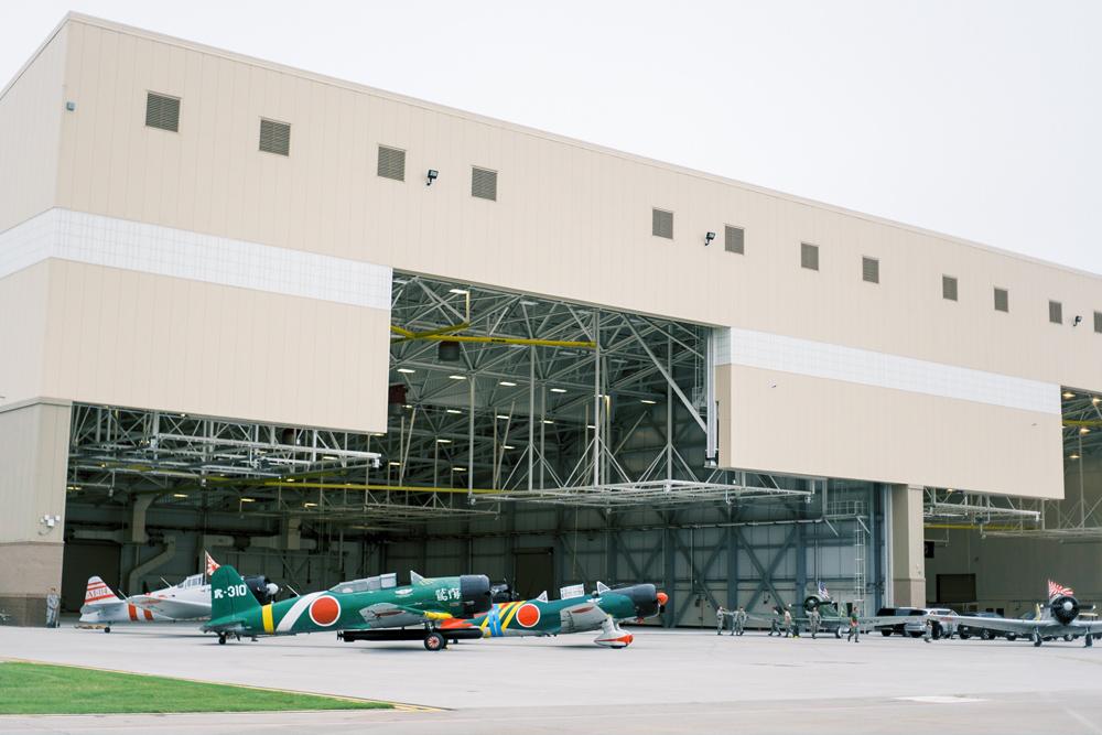 Wichita Air Show Japanese Zero